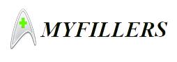 MyFillers logo. www.myfillers.ru