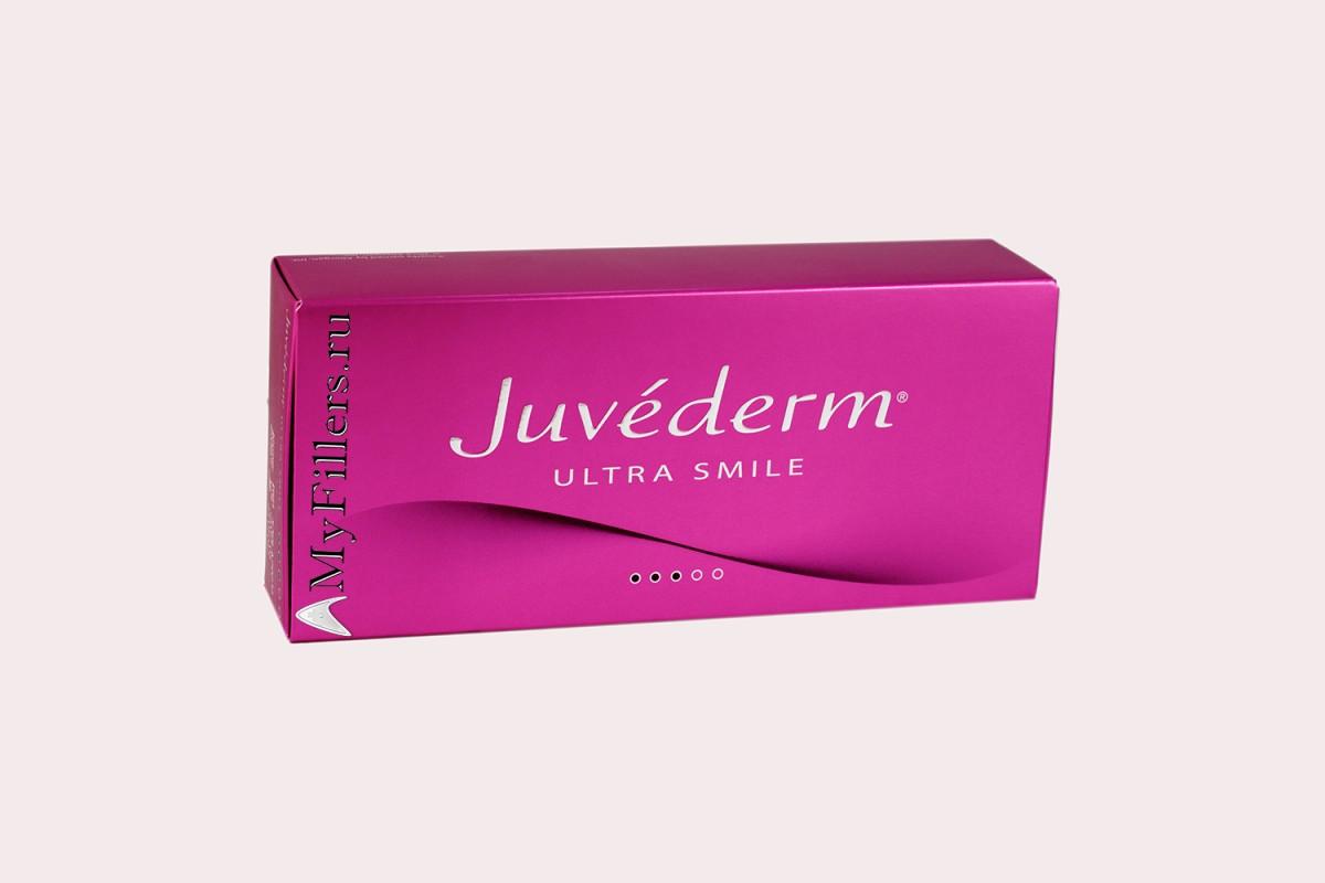 Juvederm Ultra Smile - Филлеры купить в Москве - MyFillers ru