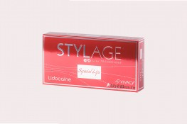 Гиалуроновый филлер Stylage Special Lips Lidocaine. www.myfillers.ru